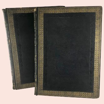 David Deuchar's  A Collection of Etchings after ... Masters of the Dutch and Flemish Schools (Volumes I & II), circa 1803
