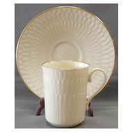 China Cup & Saucer Set by Lenox - USA