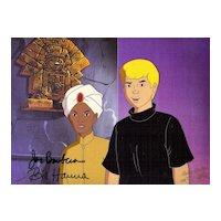 Jonny & Hadji  Production Animation Cel by Hanna-Barbera