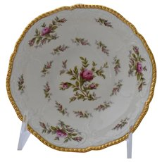 Rosenthal Sanssouci Ivory Rose Pastorale Porcelain Berry Bowl 5.25 inches