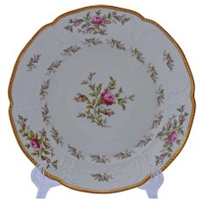 Rosenthal Sanssouci Porcelain Bread Butter Plate Ivory Rose or Pastorale 6.25 Inches