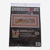 Dimensions Counted Cross Stitch Kit Macintosh Mill Charles Wysocki number 3774 Dated 1994