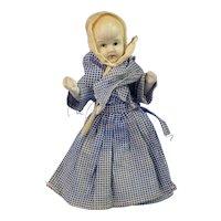 All Bisque Girl, Pioneer Dress, Japan