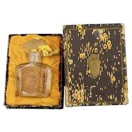 1920 Garden of Allah Bottle, Original Box