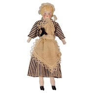All Original Dollhouse Maid