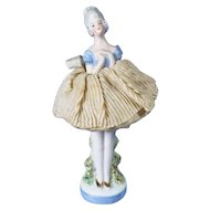 All Original Standing Pincushion Doll