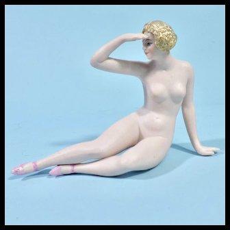 Big Beautiful Galluba & Hofmann Bathing Belle, Wigged