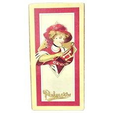 Palmer's Harvard Candy Box, F. Earl Christy Lady