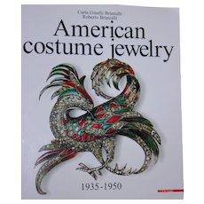 Book American costume jewelry 1935-1950 Italian Edition Carla & Roberto Brunialti