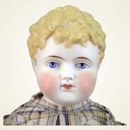 1880s German ABG Parian Bisque Doll Model 880