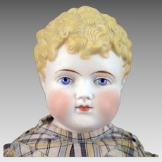 1880s German ABG Parian Bisque Doll Model 880