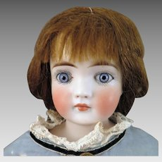 1870s C. F. Kling Parian Bisque Doll 20 inches