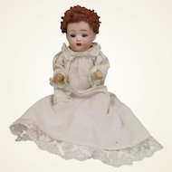 German Bisque PM 23 Baby Doll 8 inches