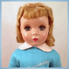 1952 Madame Alexander Annabelle 18 inch HP