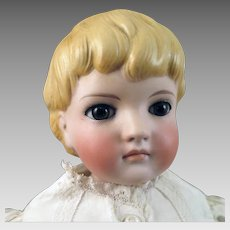 Antique Kling Model 131 Glass Eye Doll 18 inches