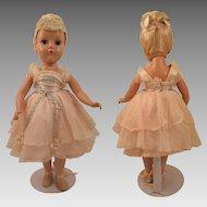 1947-1950s Arranbee Nanette Doll 14 inch