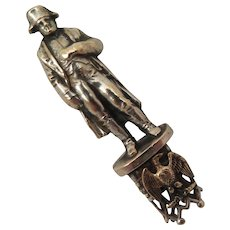 Antique French Napoleon Brooch