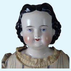 1870s ABG Adelina Patti China Doll 23 inches