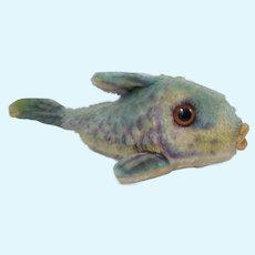 Vintage Steiff Fish