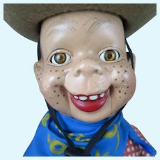Effanbee Composition Howdy Doody Doll 1950s