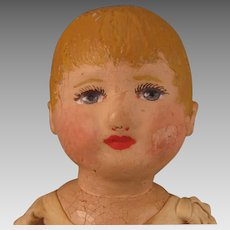 13 inch Martha Chase Painted Cloth Doll
