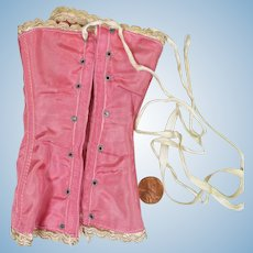 Pink Doll Corset