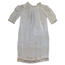 Antique Commercially Made Chemise for 20 inch Doll
