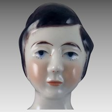 1977 G. G. Briggs China Doll by Ken Borger 17.5 inches