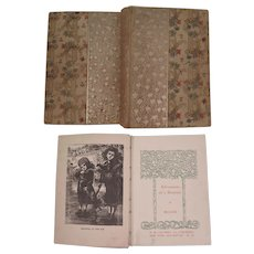 Adventures of a Brownie by Mulock Circa 1901