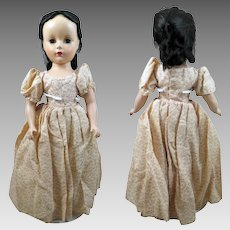 Madame Alexander Disney Snow White Doll 1952