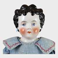Conta Boehme China Doll with Headband 21 inches