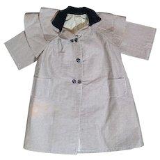Antique Doll Rain Coat