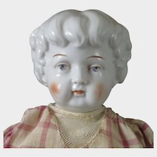 Antique Child China Doll 19 inches