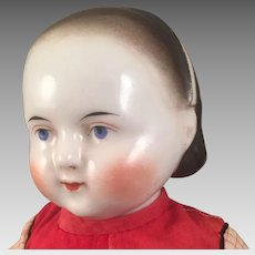 1860s Alice China Doll 16.5 inches