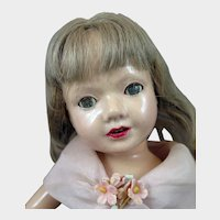 Effanbee Dewees American Child Compo Doll 14 inch