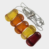 Murano Art Glass Necklace