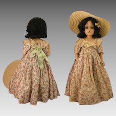 Madame Alexander 1937 Composition Scarlett O'Hara Doll 18 inch