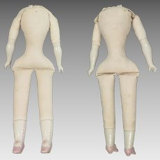 Vintage 12 inch Replacement Body for China Doll