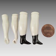 Vintage China Arms and Legs Replacement Parts 1.625 inch