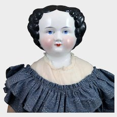 1870 Big German China doll 29 inches