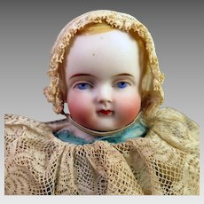ABG Parian Bisque Boy Doll 11 inches