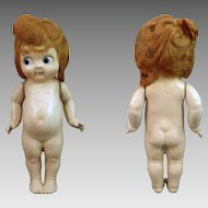 Joseph Kallas Bundie Composition Doll 11.5 inch 1920