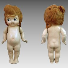 Joseph Kallas Bundie Composition Doll 11.5 inch 1920