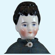 Alt Beck Gottschalck China Doll Rare Hair 16 inches