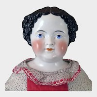 BIG 1870s China Doll 31 inches
