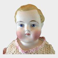 Antique ABG Bisque Parian Boy Doll 22 inches
