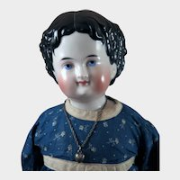 Antique ABG China Doll 22 inches