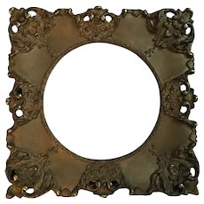 Wonderful antique frame