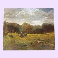 Landscape Oil Painting Richard Clive