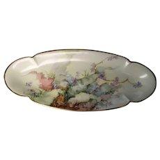 Antique Haviland Limoges Platter Huge and Gorgeous